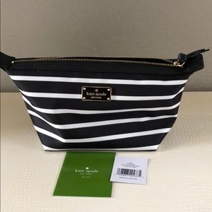 New Kate Spade Jodi Wilson Road French Stripe